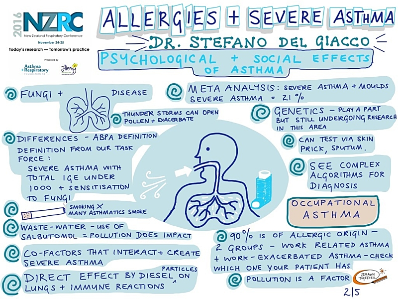 Allergies And Severe Asthma 2