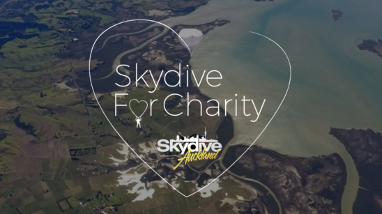 Skydive For Charity