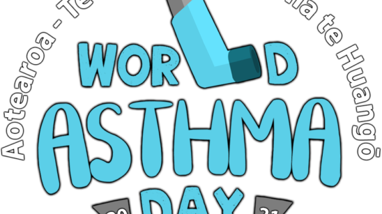 World Asthma Day New Logo Circle Text